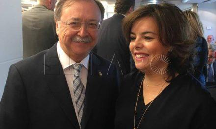 Vivas iniciará el día 19 en Moncloa una ronda de reuniones con el Gobierno central