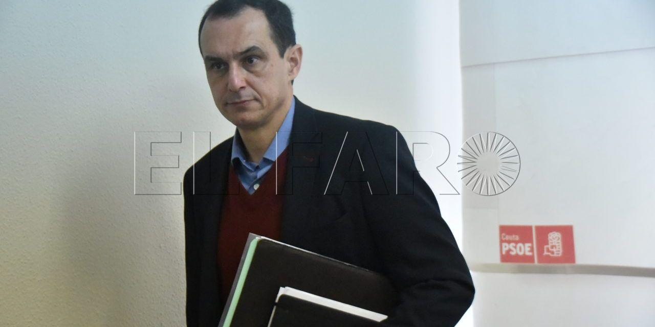"""Hernández: """"La dimisión del consejero de Gobernación debe ser un hecho inmediato por higiene política"""""""