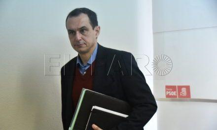 """Hernández critica la """"dejadez"""" de la dirección del SEPE con Ceuta y el """"desinterés"""" del Gobierno de la Nación"""