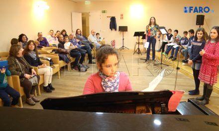 Pequeños grandes pianistas