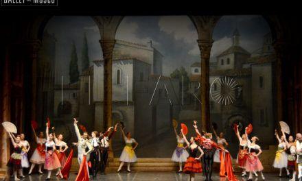 El Ballet de Moscú presentará por primera vez en el Revellín 'Don Quijote'