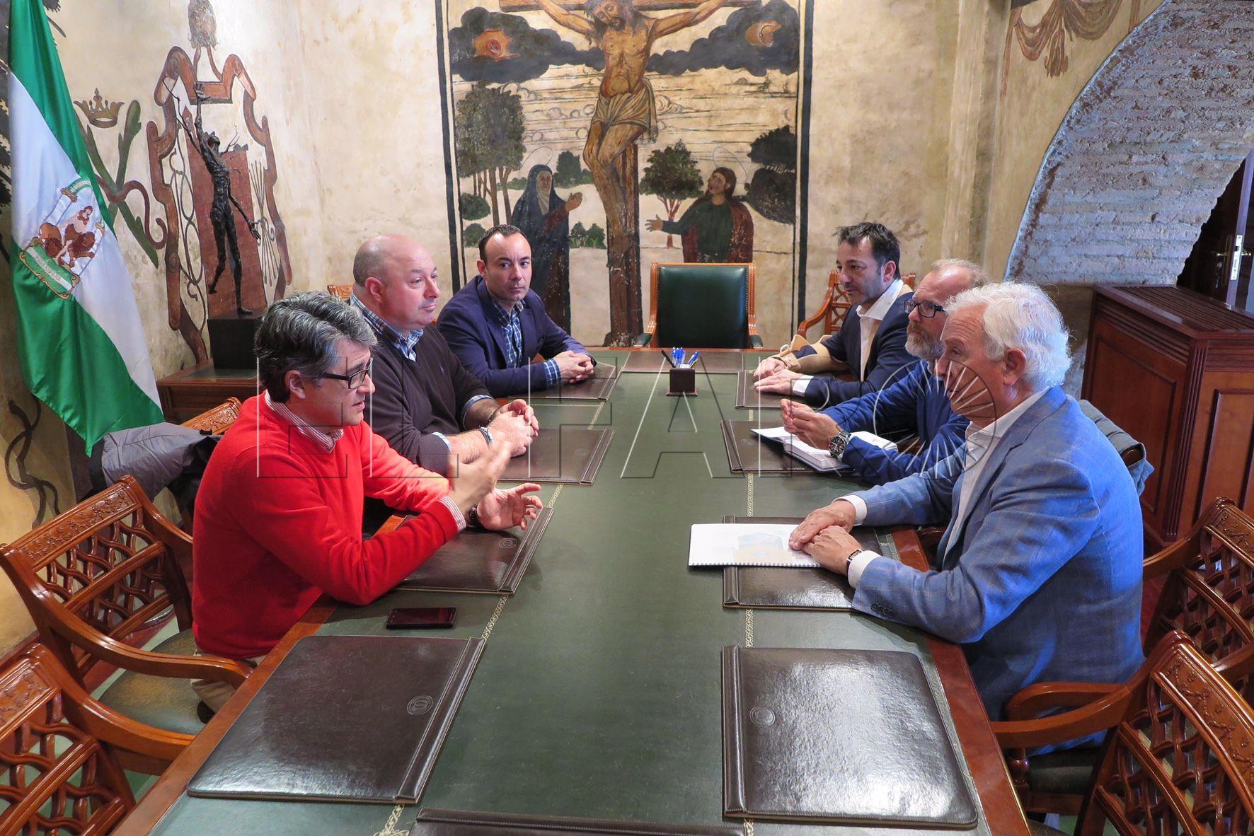 Preparando la I Copa Intercontinental de Vela Marbella-Ceuta