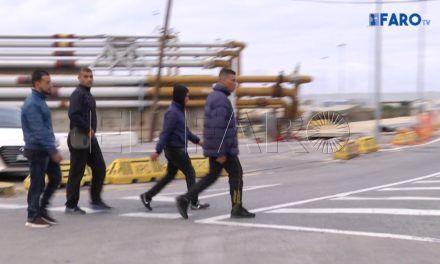 Vivas no entiende las protestas por la presencia de la Policía Local en el puerto