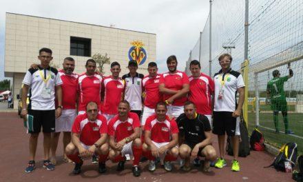 Plena inclusión celebrará mañana un campeonato de Fútbol 7 Unificado