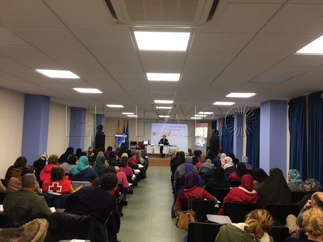 EAPN-Ceuta organizó en el 'Clara Campoamor' un seminario