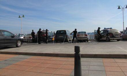 La Local detiene a dos argelinos tras agredir a un policía nacional en una pelea entre argelinos y subsaharianos