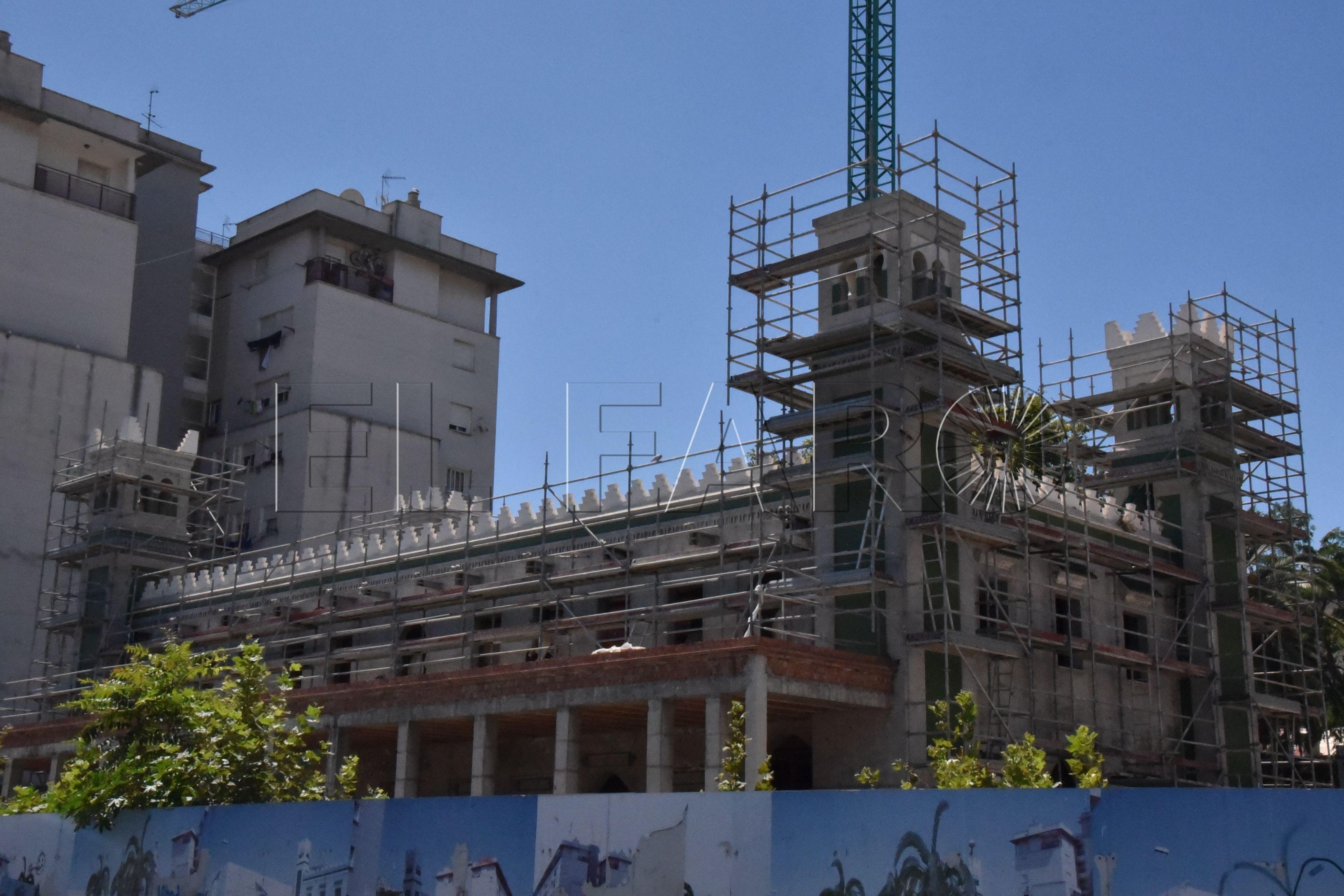 La obra de la antigua estación puede costar medio millón de euros más