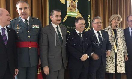 Zoido reitera a Vivas que la frontera será una prioridad en esta legislatura