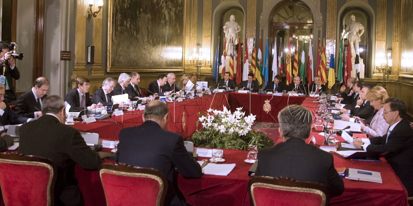 Ceuta asiste con afán reivindicativo a la Conferencia de Presidentes