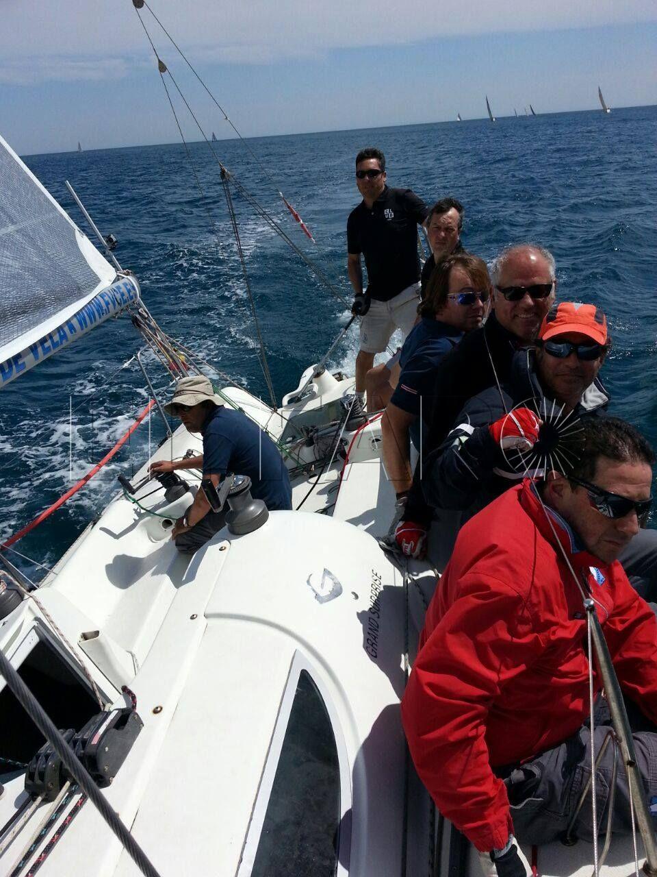 Arranca la competición del Estrecho en aguas de Gibraltar