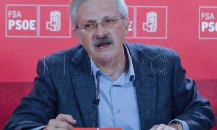 """El PSOE denuncia que Sánchez fue premiado con la Jefatura Superior """"por ser ineficaz en su anterior cometido"""""""