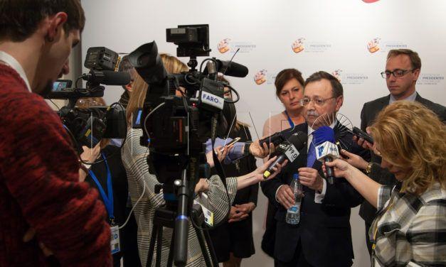 Faro TV, presente en la VI Cumbre Autonómica
