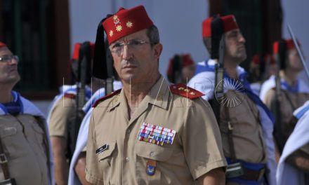 Hoy toma posesión el coronel Vega