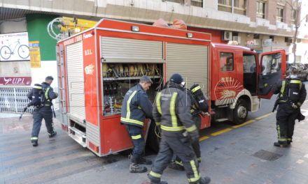 El PSOE preguntará al Gobierno local qué medidas tomará para garantizar la integridad física de los bomberos