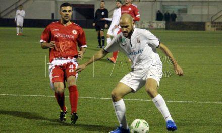 El Ceuta FC, más cerca del descenso que del play-off