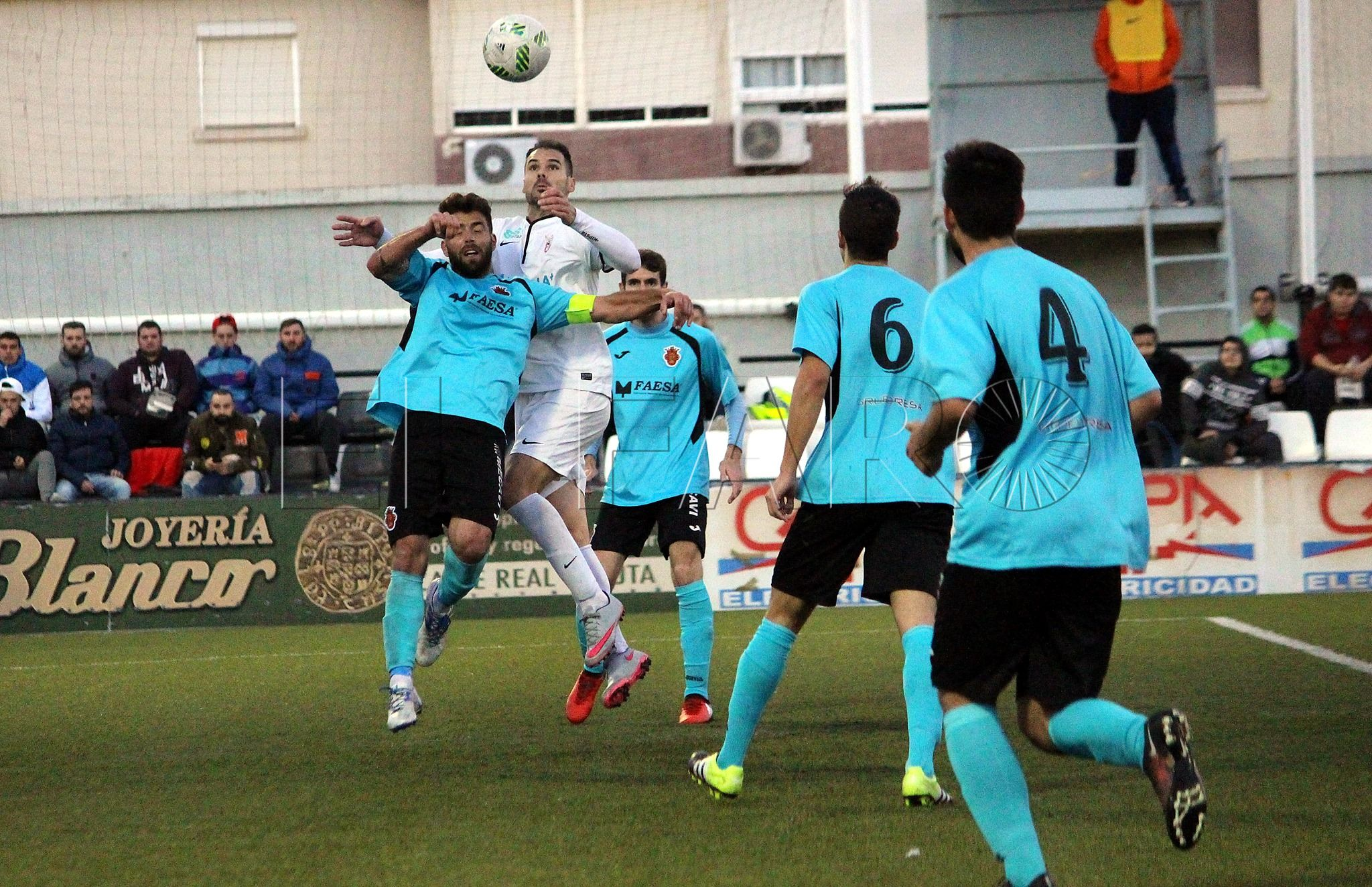 El duelo entreCastilleja y Ceuta se podrá seguir en directo