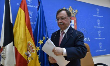 Vivas quiere un compromiso de un plus adicional para Ceuta
