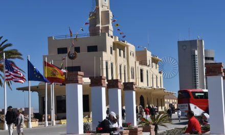 El Puerto de Ceuta recibirá este año 2,6 millones del Fondo de Compensación