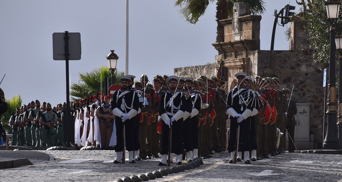 La familia castrense celebra hoy su Pascua Militar en  la Plaza de África