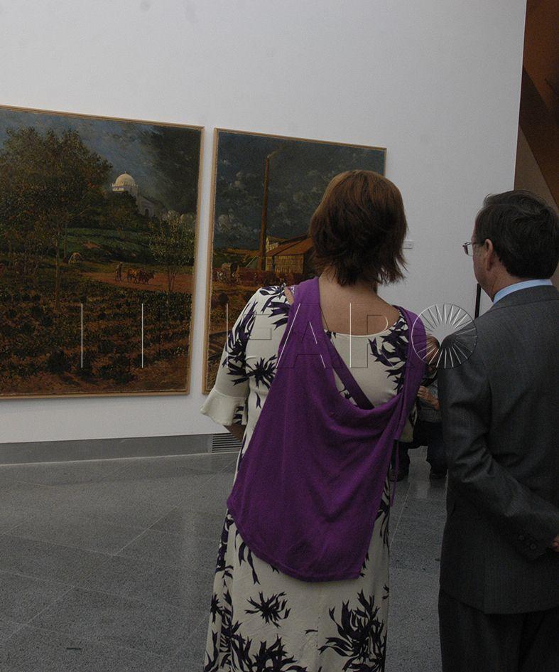 La exposición de Bertuchi se inaugurará antes de primavera