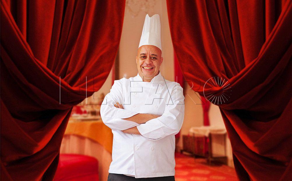 El Revellín, preparado para las lecciones culinarias del Chef Dar Moha