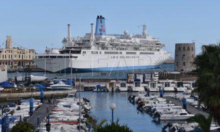 El puerto de Ceuta mantiene este año su estatus como escala para cruceros