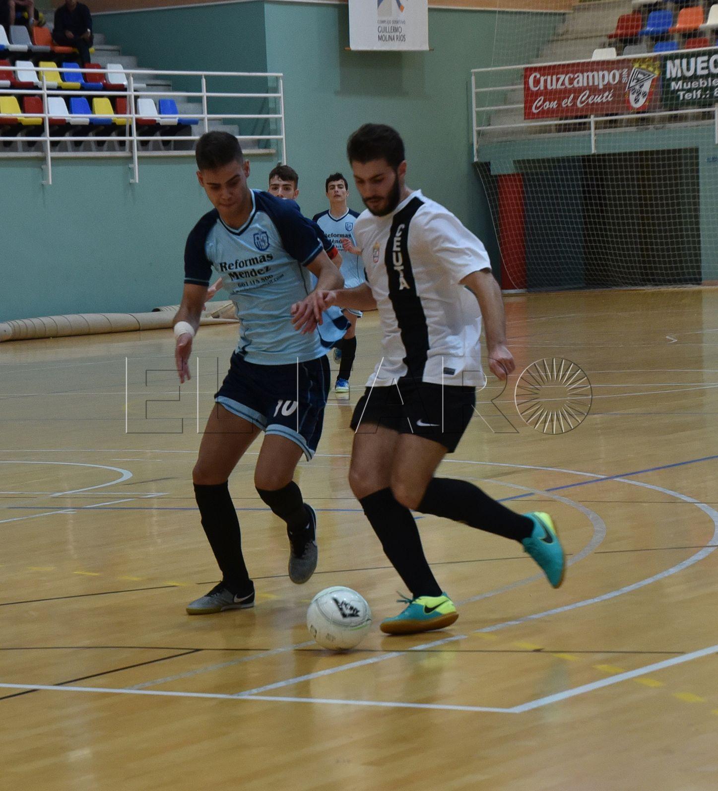 El Deportivo Ceutí juega el aplazado