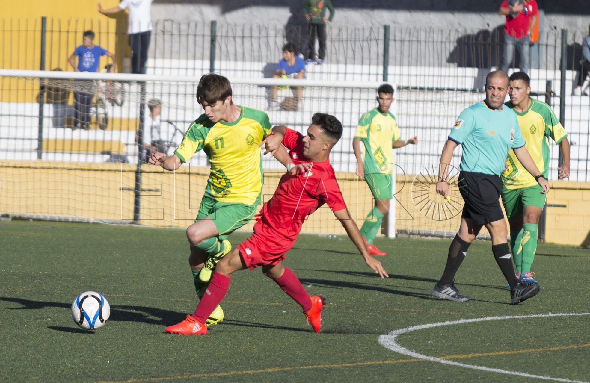 Derrota clara por 3-0 del Goyu Ryu B en el campo del Séneca CF