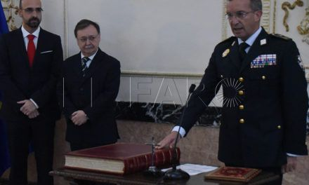 """Vega señala que conoce la realidad de Ceuta """"con los ojos de un ciudadano"""""""