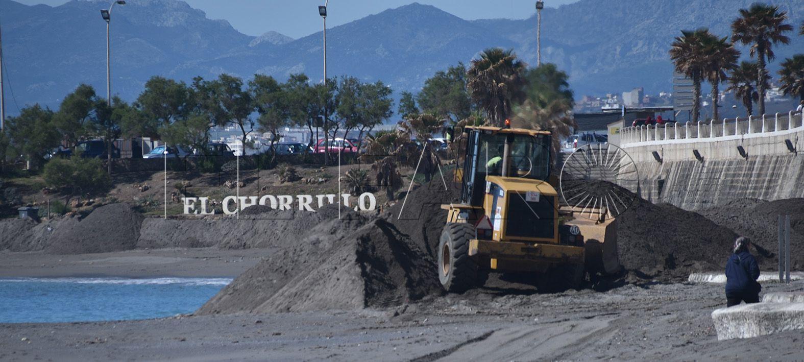 Septem Nostra reclama una Evaluación Ambiental para rellenar las playas del sur