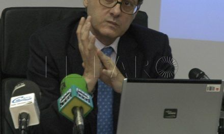 El catedrático Aranda representará a Ceuta en el comité de financiación