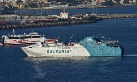 El tráfico marítimo vuelve a la normalidad
