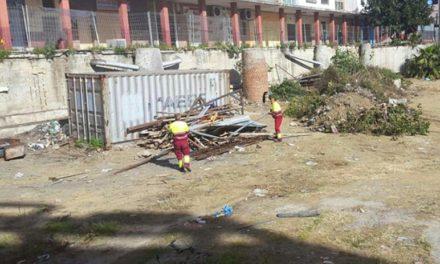 Caballas denuncia que la Ciudad ha comprado parte de la Plaza Nicaragua que ya era de su propiedad