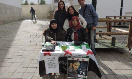 La iniciativa de la Ong ceutí Nahnu Maakom para ayudar al pueblo sirio