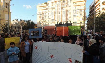 """Un centenar de personas pide justicia para Yassin porque """"acabaron con su vida, pero nunca con su recuerdo"""""""