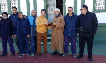La AV de San José reconoce la tarea de los trabajadores de Sidi Embarek