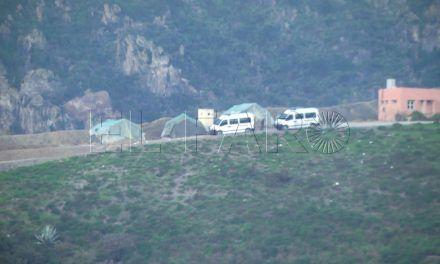 Una alerta de Marruecos llevó a la Guardia Civil a la valla fronteriza