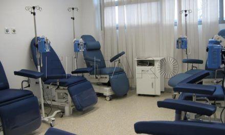 El Hospital Universitario cuenta con una nueva sala de tratamientos no oncológicos