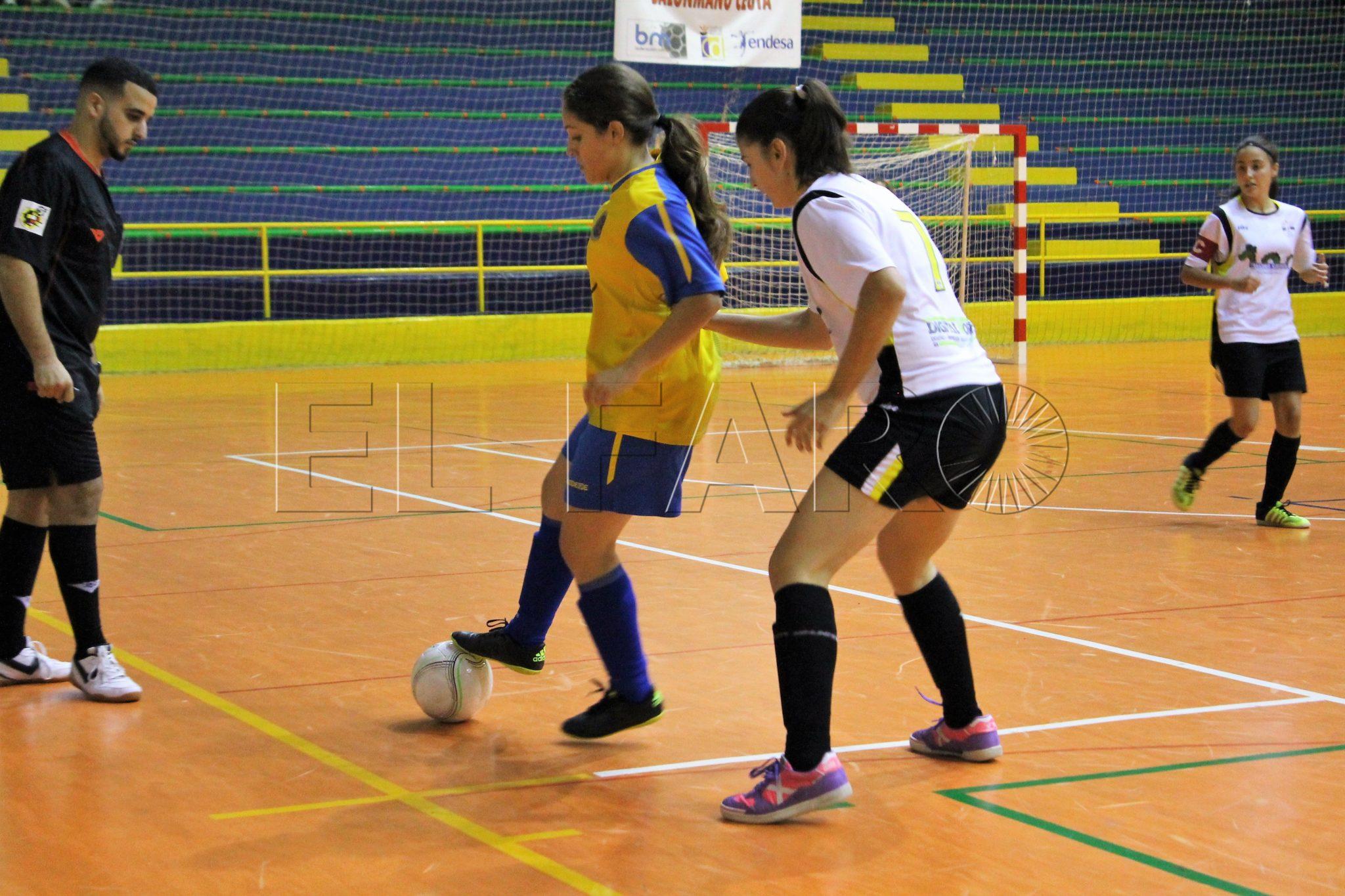 Definidas las semifinales de la Copa Federación Femenina de Fútbol Sala