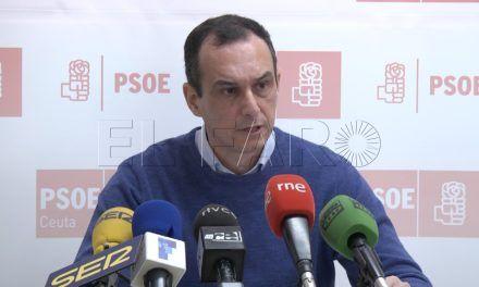 El PSOE de Ceuta denuncia la existencia de una obra ilegal en el Puerto Deportivo