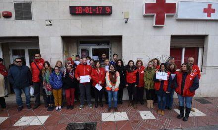 Minuto de silencio por la muerte de 6 voluntarios de Cruz Roja en Nigeria
