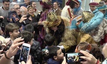 Los 'magos' desembarcan en Ceuta