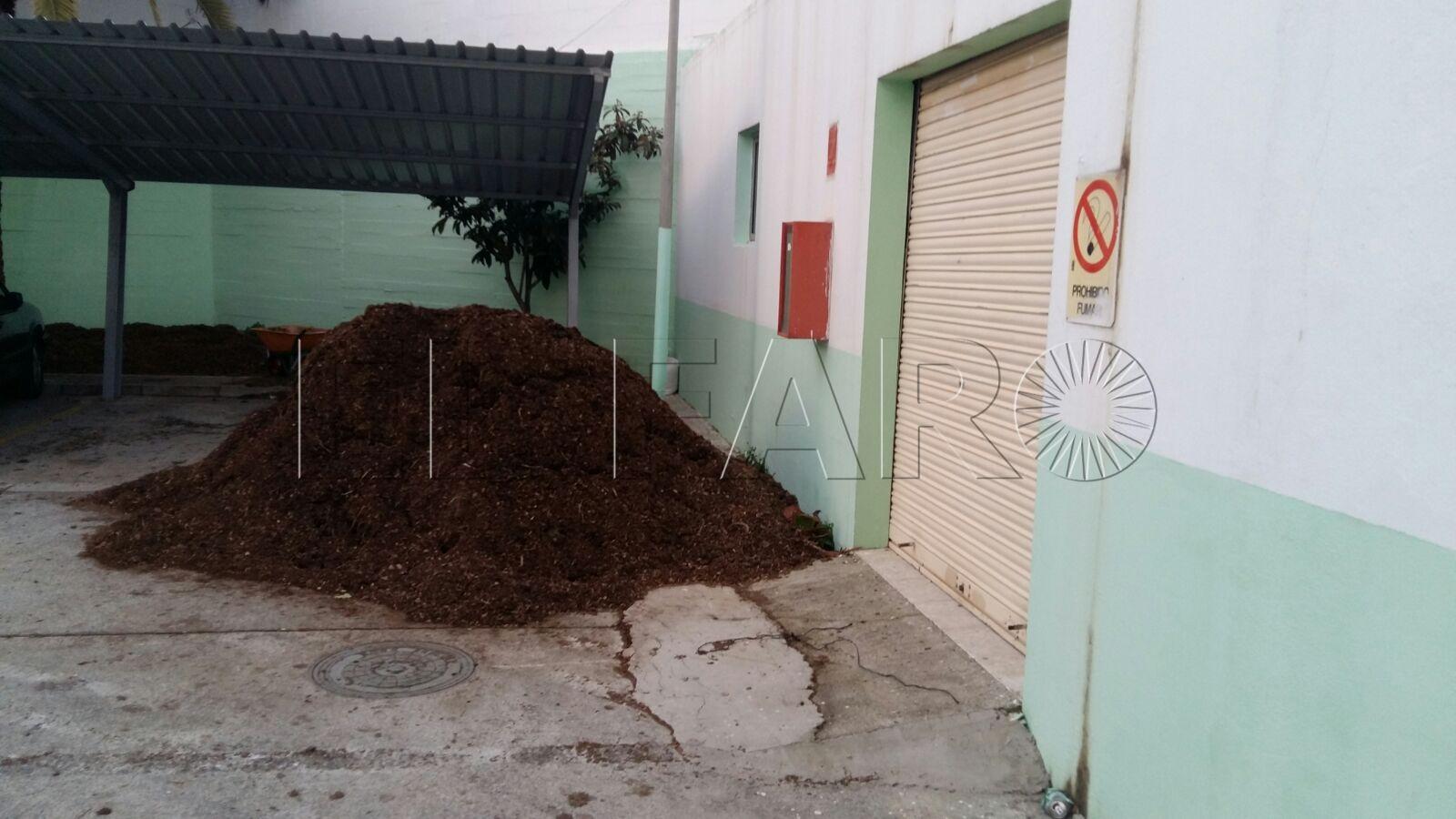 """Acaip Ceuta denuncia un enorme vertido de """"carga orgánica"""""""
