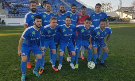 El Ceuta FC suma un punto en el campo más difícil