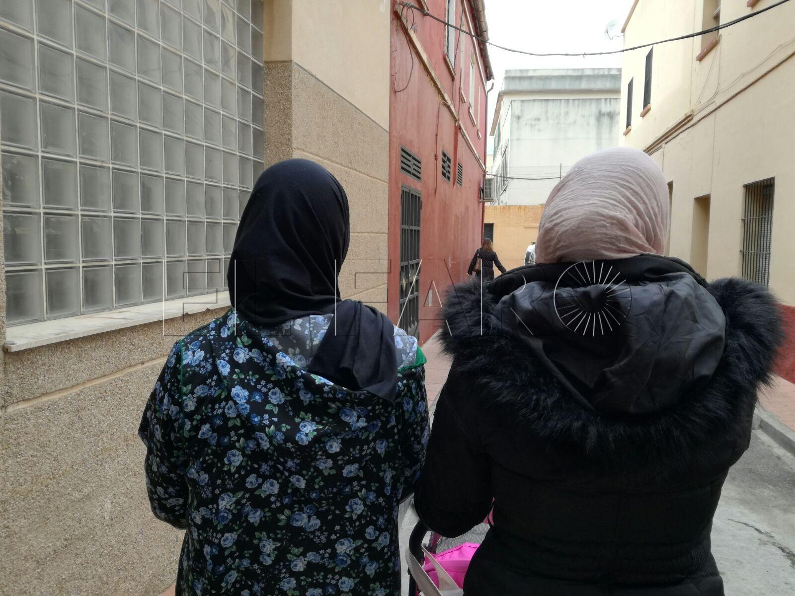 Dos ciudadanas se encierran durante varias horas en Asuntos Sociales para exigir un alojamiento alternativo