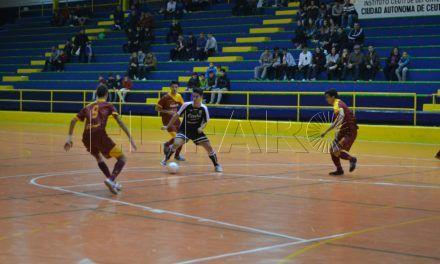 Murcia se clasifica para la fase final después de golear a Ceuta