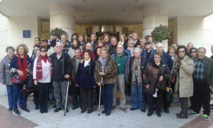 El primer grupo de los viajes del Imserso llega a Ceuta