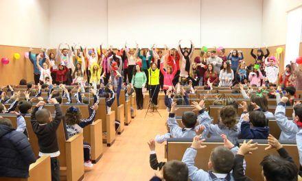 El musical infantil 'Un paseo por Ceuta', en el Campus
