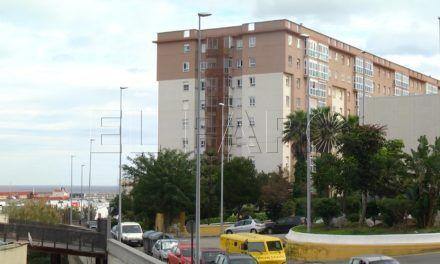 Parques de Ceuta: una barriada joven y tranquila