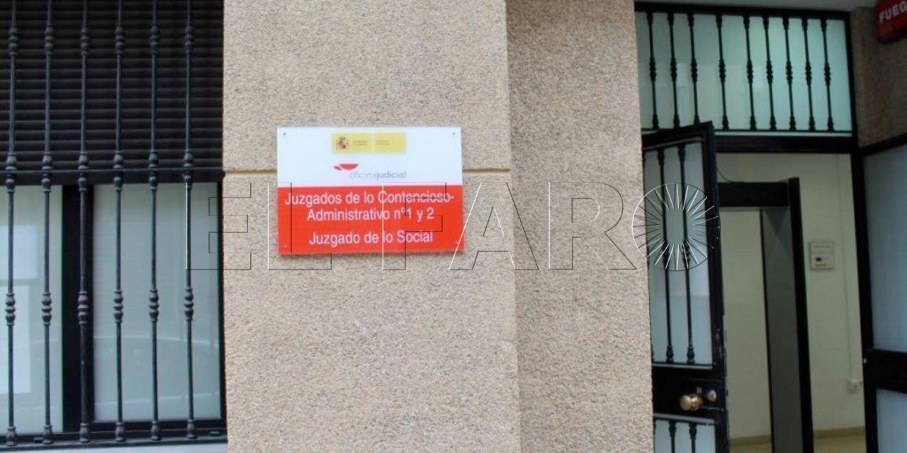 """CCOO Justicia alerta del """"hundimiento"""" del juzgado de lo Contencioso"""